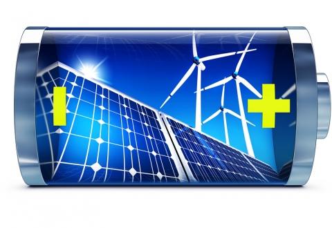 Solar Battery Storage 1