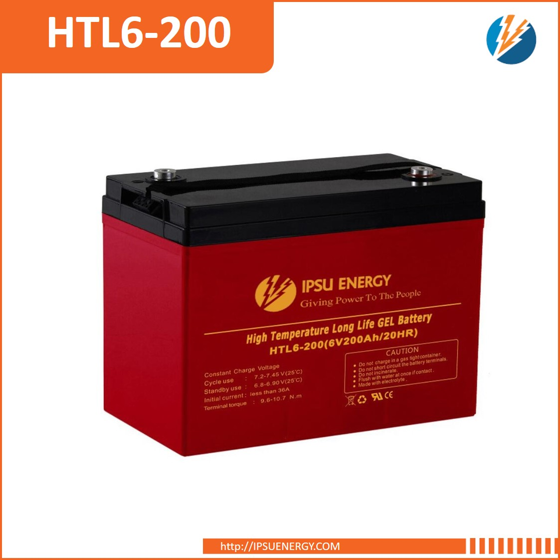 HTL6-200 PIC